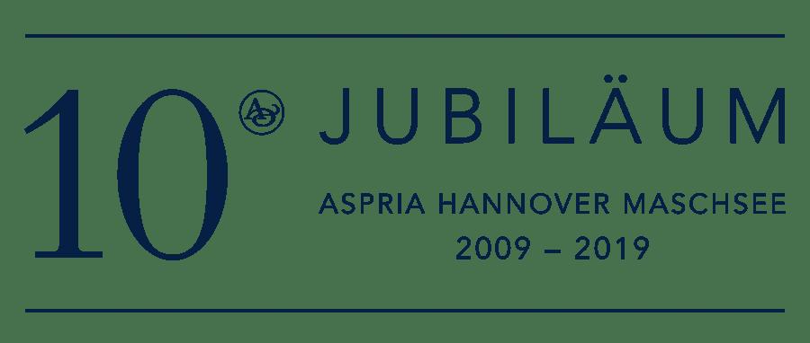 10-Jahre-Aspria-Hannover-Maschsee-Logo